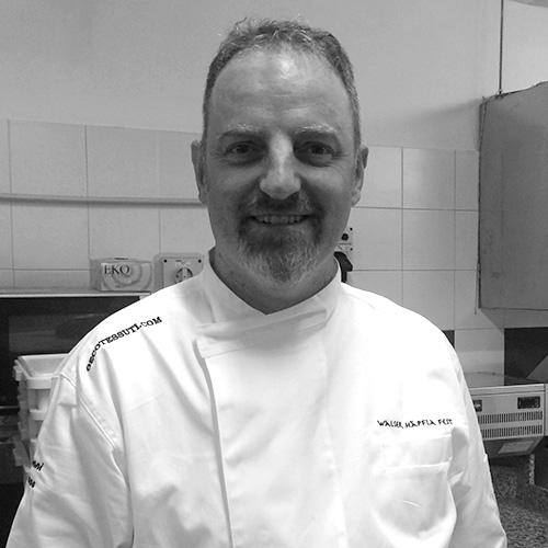 Chef Gianni Bona, Le Colonne - Domosofia