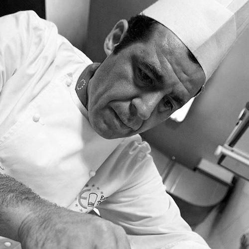 Chef William Vicini, La Meridiana - Domosofia